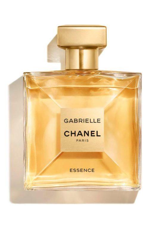 Gabrielle Chanel Essence eau de parfum, my new favorite fragrance. Details at une femme d'un certain age.