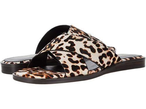 J.Crew leopard slides. Details at une femme d'un certain age/