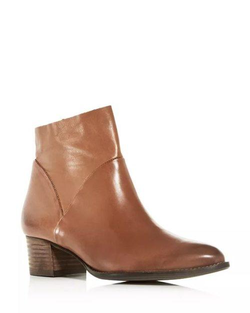Paul Green Nelly ankle boots. Details at une femme d'un certain age.