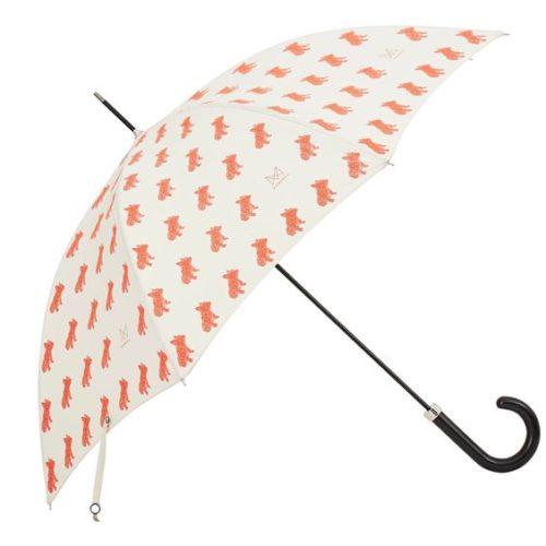 French Bulldog print umbrella. Details and more unique gifts at une femme d'un certain age.