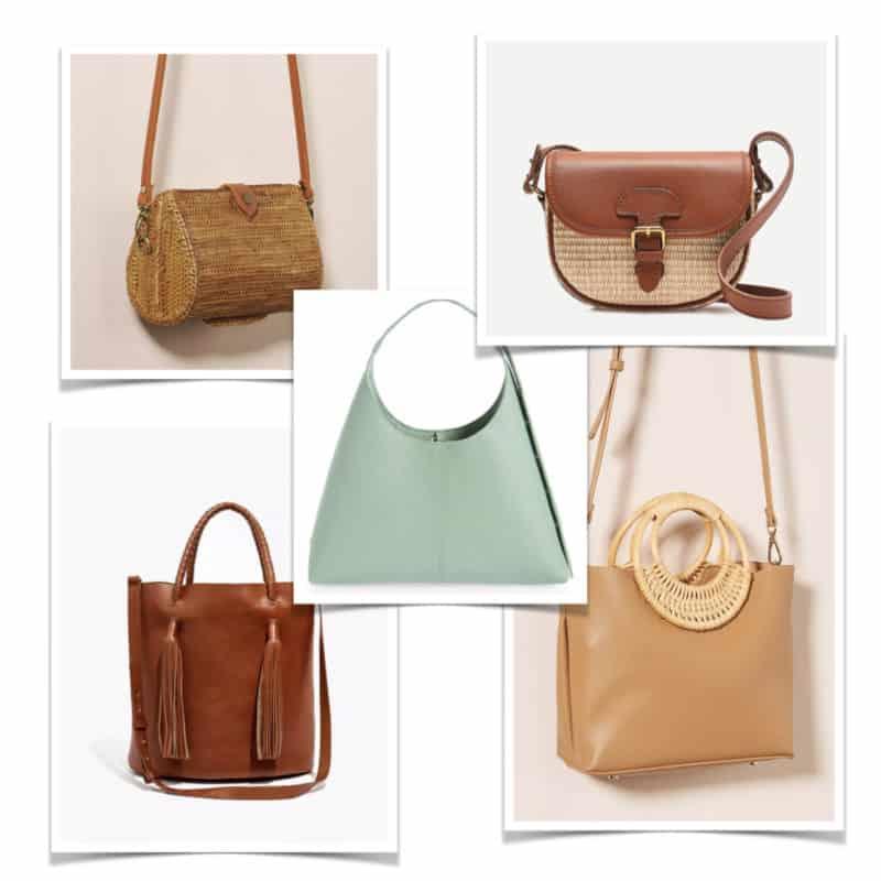 A roundup of Spring handbags at une femme d'un certain age.