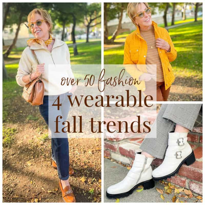 Susan B. shares favorite fall fashion trends for women 50+